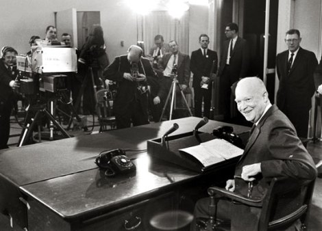 Eisenhower's farewell speech
