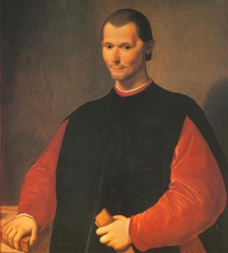 Machiavelli study questions