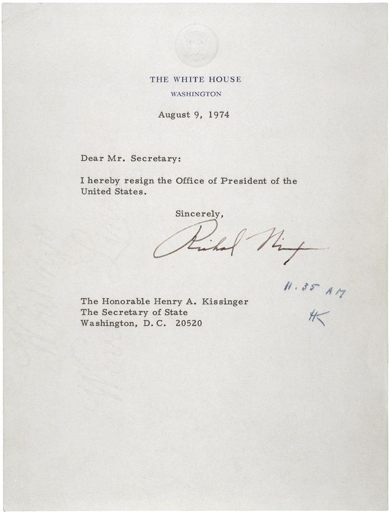 nixon s resignation letter social studies and history teacher s blog we have included a copy of the letter