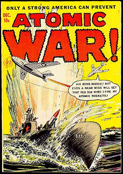 Cold War Comic Books | Social Studies and History Teacher ...