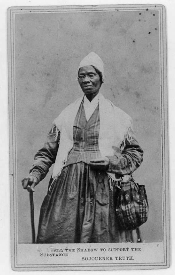 sojourner truth am i a woman Sojourner truth [s:d10387a3-27fb-4a42-b6a2-91ebfd62ddb4:ain't i a woman: passage] truth, sojourner ain't i a woman women's convention akron, ohio.